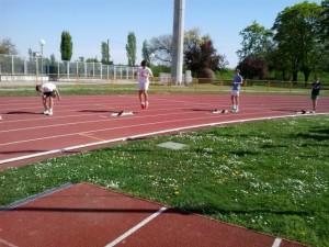 Atletika ŠSSGZ